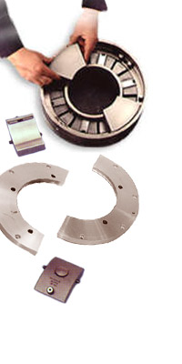 Rudy Williams Associates authorized repair for Kingsbury Bearings babbitted bearings, babbitt bearing sales, thrust and journal bearings